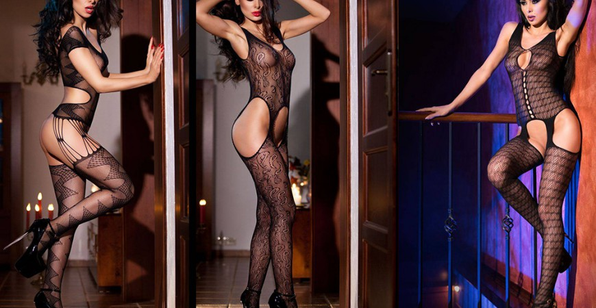 Fenomen Bodystocking!